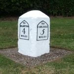 Greenholme, Hayton Parish Milestone image