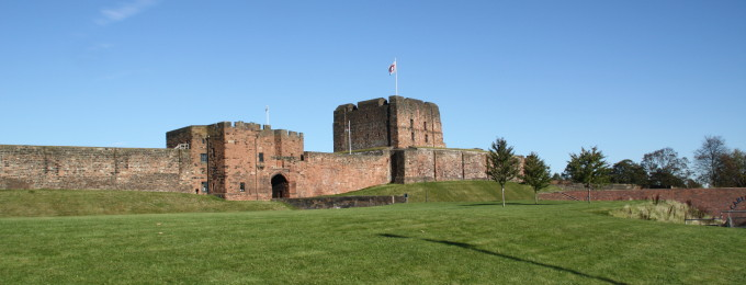 image of Carlisle Castle