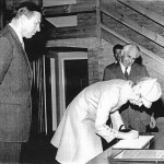 Image of Tithe Barn Princess Anne visit