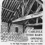 Image of Tithe Barn Official Opening